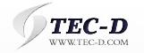 Tec Design Communcations ACTION のHP制作、印刷物をお願いしています